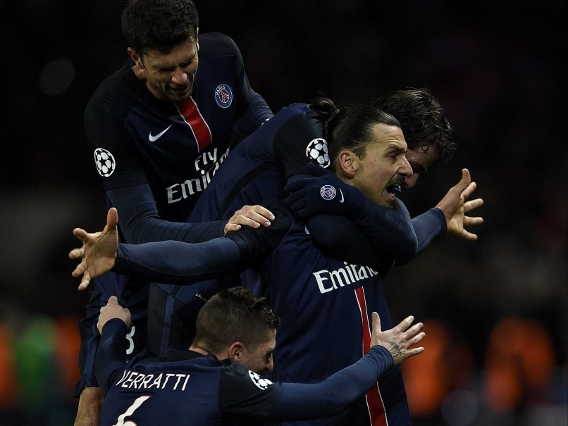 Zlatan Ibrahimovic, Edinson Cavani Help Paris SaintGermain Beat