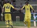 Kohli's Ton Goes in Vain, Australia Ride on Maxwell 96 to 3-0 Lead