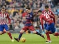 Lionel Messi, Luis Suarez Edge Barcelona Past Nine-Man Atletico Madrid