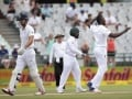 England Get Scare Before Test Ends in Draw Against South Africa