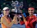 Sania Mirza Determined To Extend Her Winning Streak in Doubles
