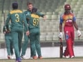 Under-19 World Cup: South Africa-West Indies Warm-up Match Ends in Tie