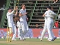 Steven Finn Leads Persistent England Bowling Attack Against South Africa