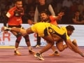 U Mumba Hold Their Nerves to Beat Telugu Titans in Pro Kabaddi League