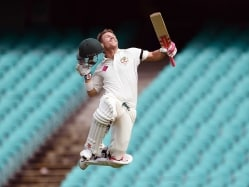 David Warner Slams Quick-Fire Ton in Drawn Test Against West Indies