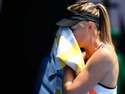 Injured Maria Sharapova to Miss Qatar Open