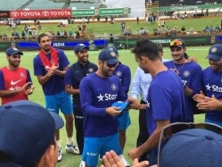 Barinder Sran Credits Nehra, Bhuvneshwar For His Emphatic T20I Debut