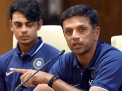 U19 World Cup: India Coach Dravid Satisfied With Team's All-Round Show