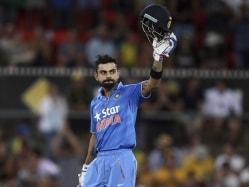Virat Kohli Remains On Top, Glenn Maxwell Vaults Into Third Spot In T20I Rankings