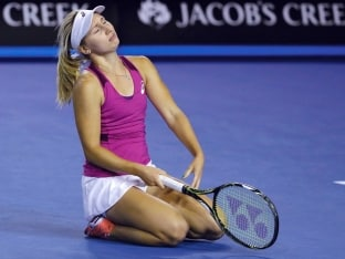 Daria Gavrilova Sorry For 'Little Girl' Meltdown at Australian Open