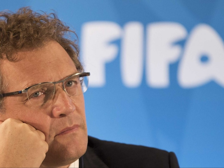 FIFA Court Bans Jerome Valcke For 12 Years For Misconduct