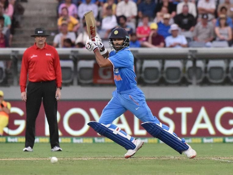Canberra ODI: Shikhar Dhawan, Virat Kohli Tons in Vain as Australia Steal India's Thunder, Again