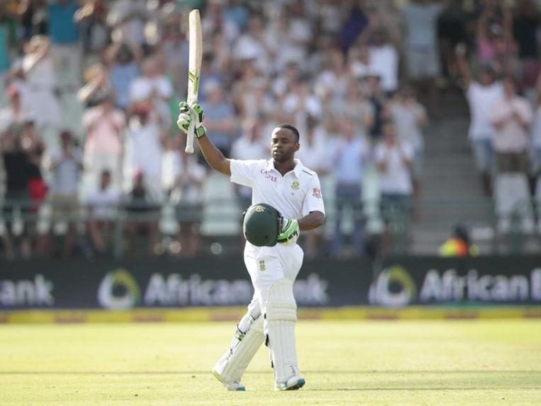 बावुमा ने भी बनाया शतक, दक्षिण अफ्रीका ने सात विकेट पर 627 रन बनाकर पारी घोषित की
