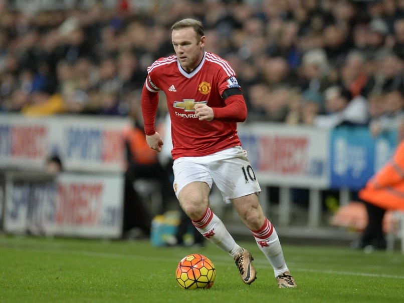 Wayne Rooney Scores Twice as Manchester United F.C. Draw ...