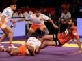 Pro Kabaddi League: Anup Kumar Powers U Mumba to Win Over Puneri Paltan