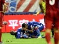 Demba Ba's Derby Leg-Break 'Could End Career'