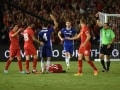 Cesc Fabregas Sees Red as Chelsea Beat Liverpool in Pre-Season Clash
