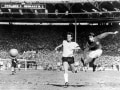 Geoff Hurst Reunited With Hat-Trick Ball 50 Years on