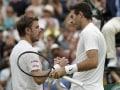 Juan Martin Del Potro Stuns Fourth Seed Stan Wawrinka in Wimbledon Rd 2