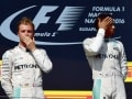 Lewis Hamilton Criticises Stewards For Not Punishing Nico Rosberg
