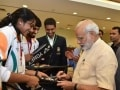 Prime Minister Narendra Modi Wishes Luck To Rio Olympics-Bound Athletes