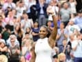 Serena Williams Storms Into 12th Wimbledon Quarter-Final