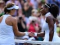 Serena Williams Romps Into 10th Wimbledon Semi-Final