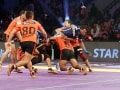 Pro Kabaddi League: U Mumba Hold Nerve To Beat Dabang Delhi