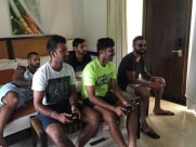 Virat Kohli-Led Indian Cricket Team Indulge in Video Games After Victory