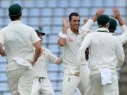 Australia vs Sri Lanka, 1st Test, Day 3 Live: Starc Gives SL Early Jolt