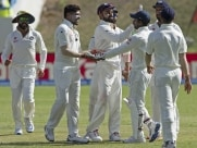 Live Score India vs West Indies Day 4: Umesh Removes D Bravo Early