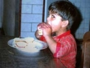 Can You Identify This Kid Who's Now A Fitness Idol In Cricketing World?