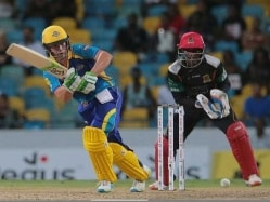 CPL: AB de Villiers Bats Tridents to Win vs Patriots