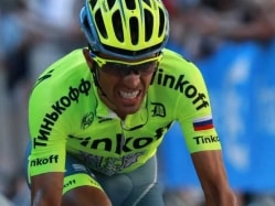 Two-time Champion Alberto Contador Quits Tour de France