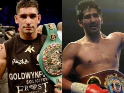 Amir Khan Warns He Will 'Ruin Vijender Singh's Career'