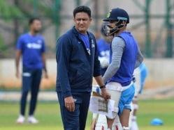 Anil Kumble, Virat Kohli Will Take India to Great Heights: Muttiah Muralitharan
