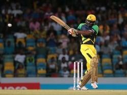 Caribbean Premier League: Jamaica Tallawahs' Chris Gayle Stopped by Rain