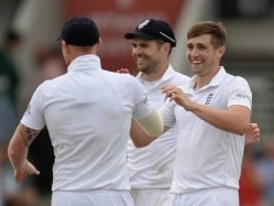 Live England vs Pakistan Day 3, 2nd Test: Woakes Strikes Again For ENG