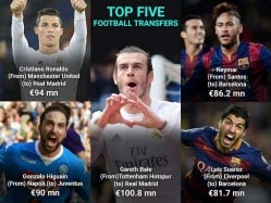 Higuain Completes 3rd Costliest Transfer at Euro 90m, Joins Juventus
