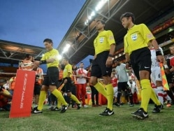 Asian Football Confederation Bans Two Thai Referees For Match-Fixing