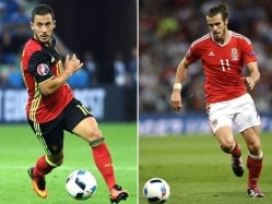Wales vs Belgium Euro 2016 Quarterfinal Live Score: It's Bale vs Hazard