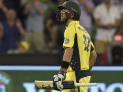 Maxwell Left Out of Australia's ODI and T20I Squad For Sri Lanka Series