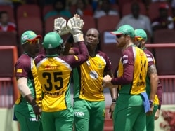 Caribbean Premier League: Guyana Amazon Warriors Maintain Unbeaten Run