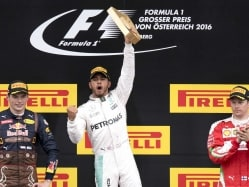 Lewis Hamilton Wins Austrian GP After Last Lap Collision With Nico Rosberg