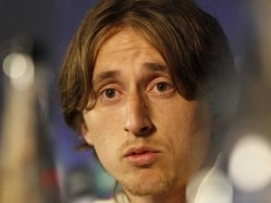 Luka Modric Questioned in Dinamo Zagreb Graft Case