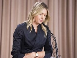 Maria Sharapova Could Return From Ban in January: Russia Tennis Chief