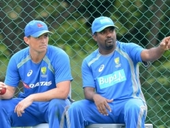 Muralitharan's Controversial Stint As Australia Bowling Consultant Ends