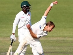 Neil Wagner Rocks Rusty Zimbabwe as New Zealand Take Charge