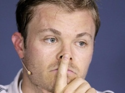 Nico Rosberg Gets 10-Second Penalty, Result Unchanged