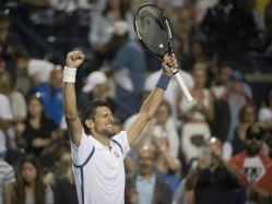 Djokovic Enters Toronto Masters Final, Sets Up Clash With Nishikori